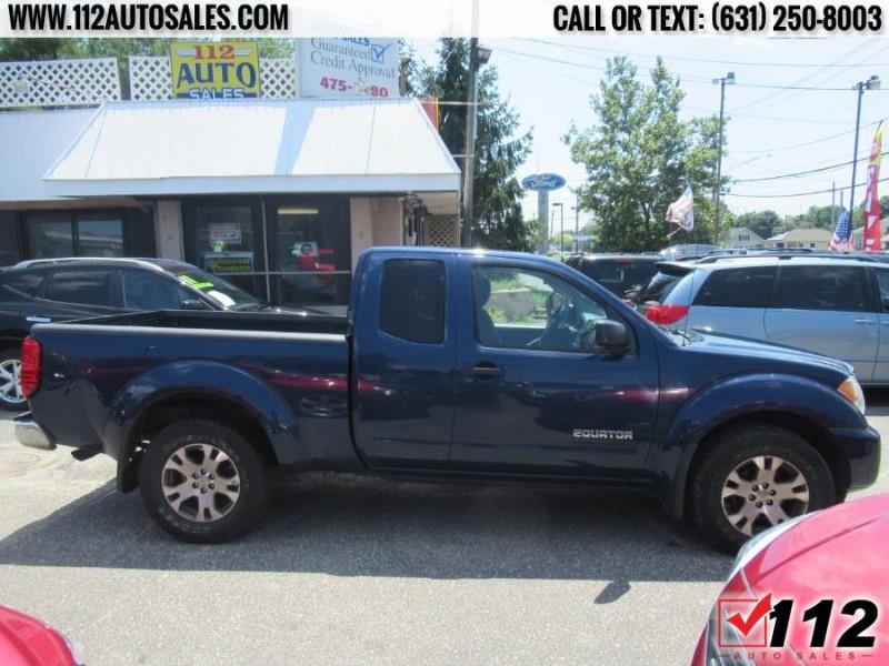 Suzuki Equator 2011 price $10,995