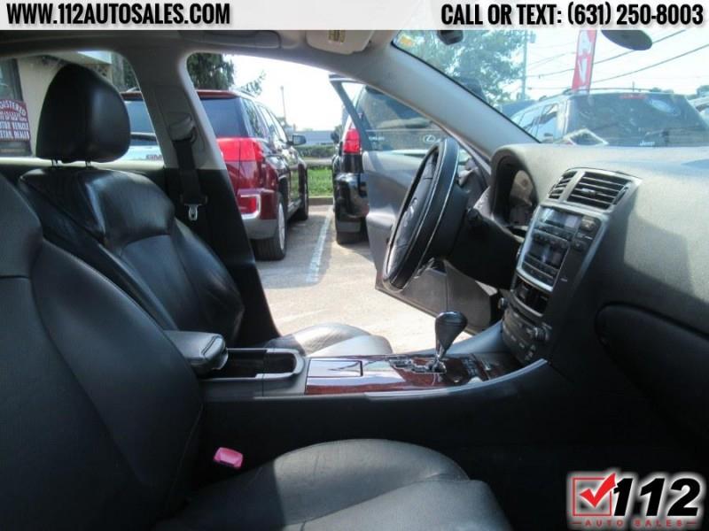 Lexus IS 250 2006 price $12,995