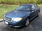 Subaru Legacy (Natl) 2008
