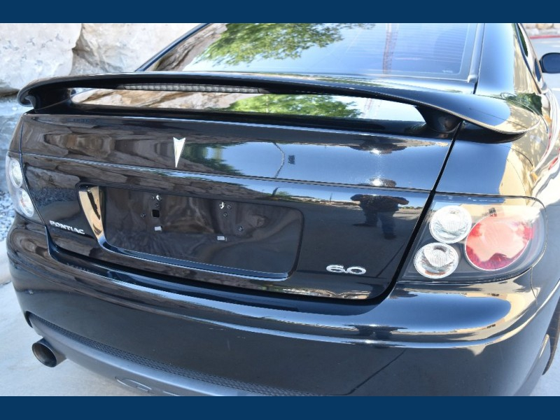 Pontiac GTO 2006 price $14,000