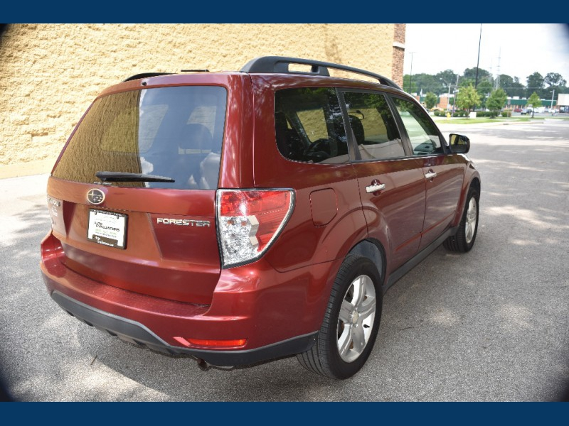 Subaru Forester 2009 price $6,200