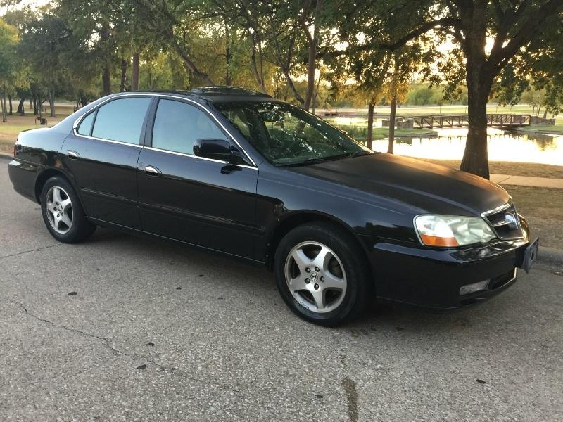 Acura TL 2002 price $2,300