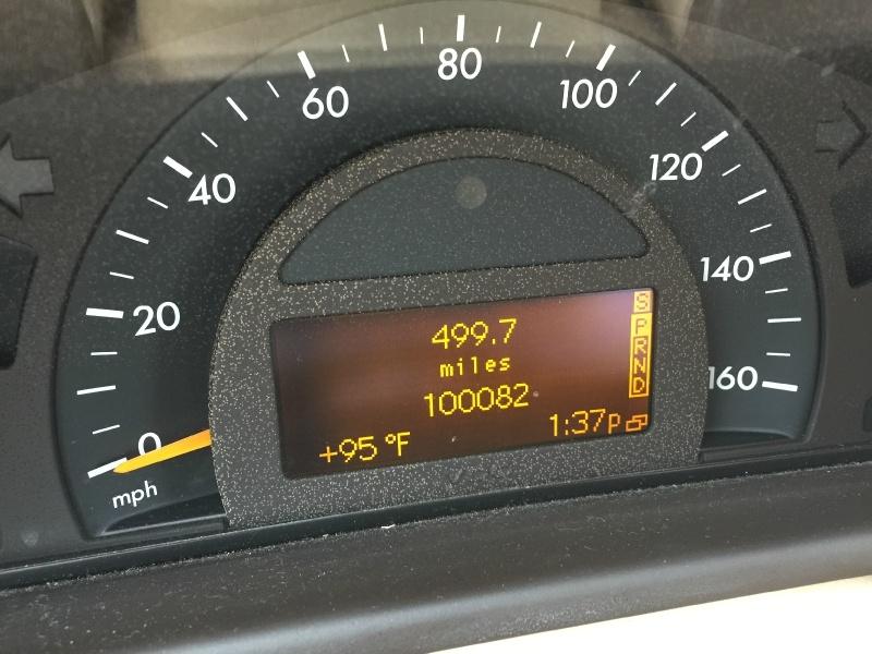 Mercedes-Benz C-Class 2001 price $3,499