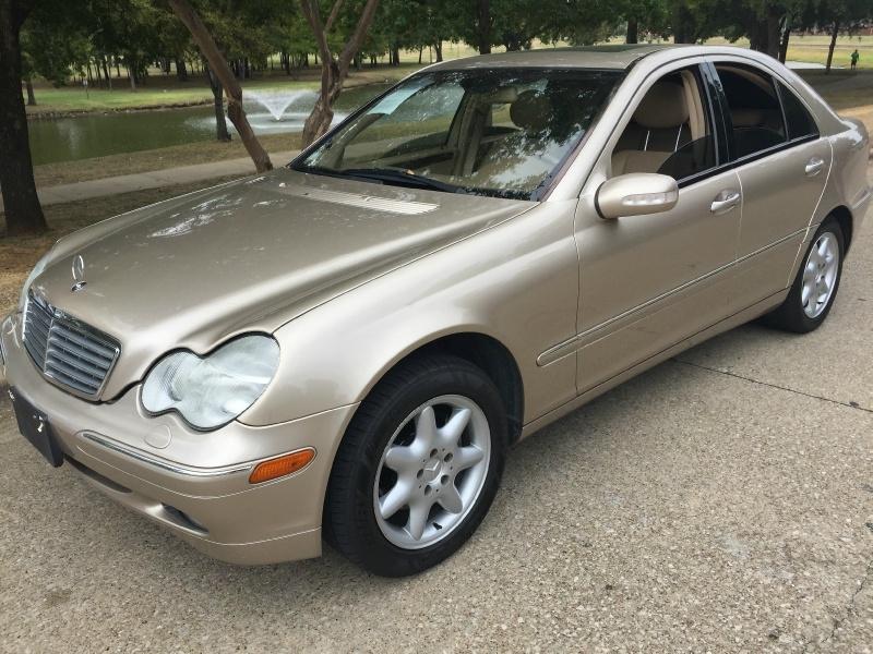 Mercedes-Benz C-Class 2001 price $3,000