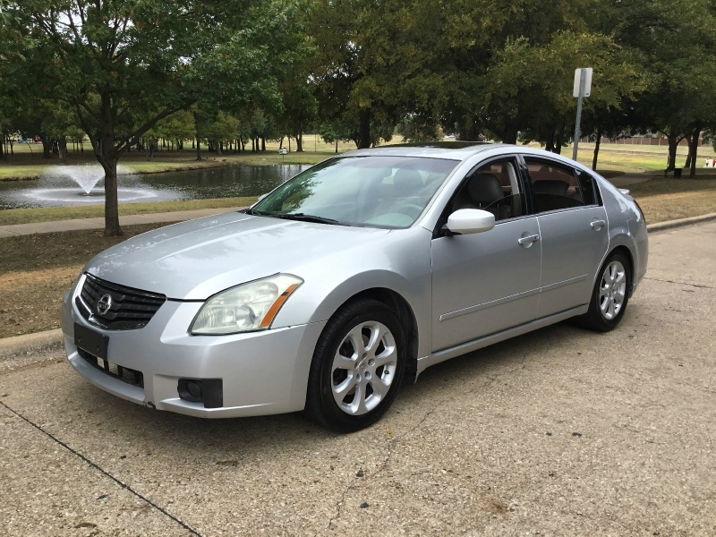 Nissan Maxima 2007 price $5,500