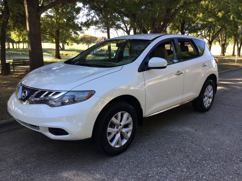 Nissan Murano 2014 price $7,500