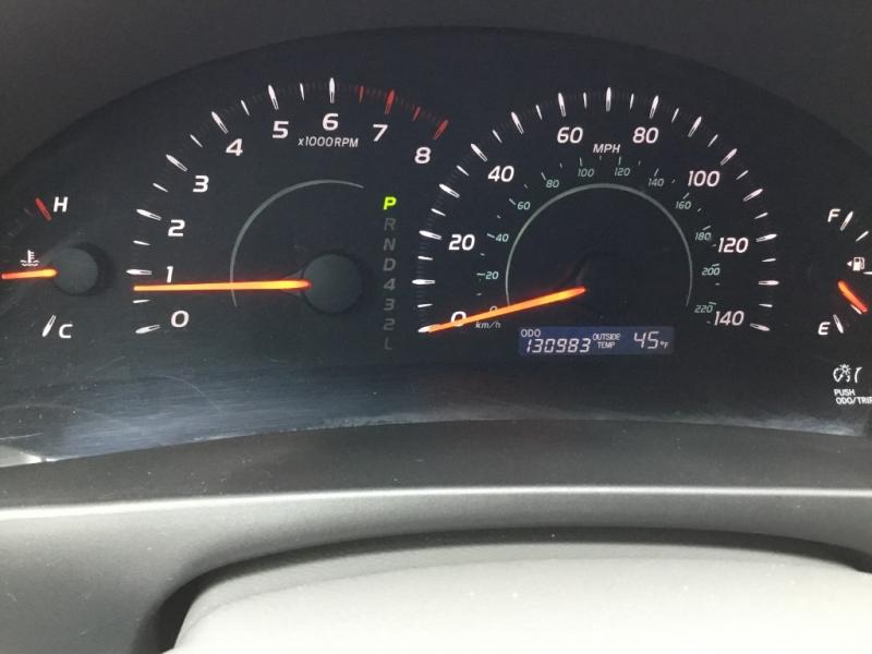 Toyota Camry 2008 price $4,700 Cash