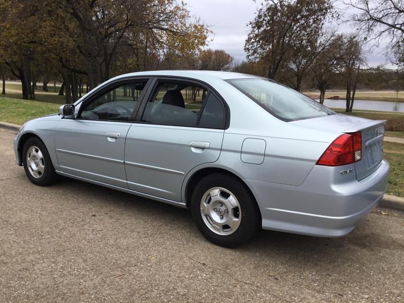 Honda Civic Hybrid 2005 price $2,450 Cash