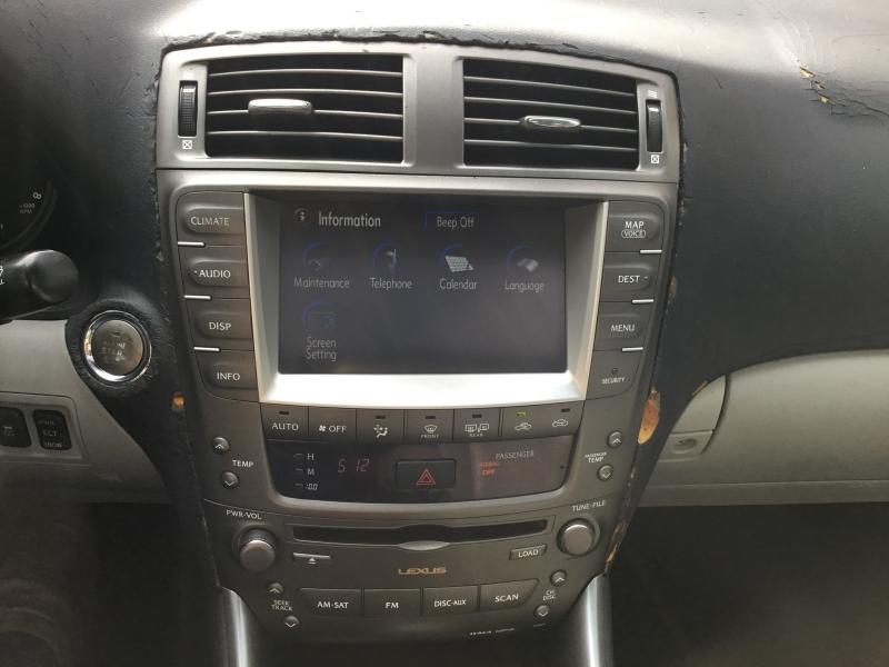 Lexus IS 350 2007 price $5,700
