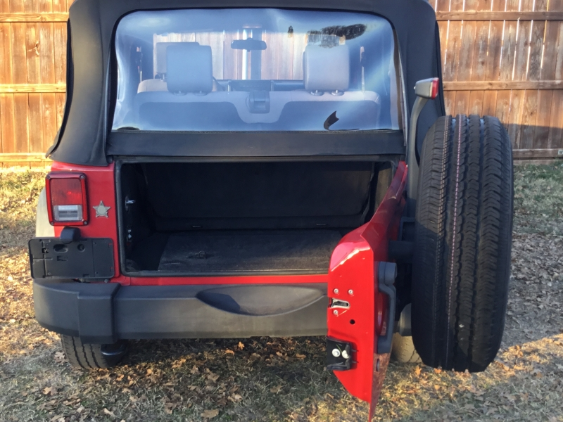 Jeep Wrangler 2010 price $11,900