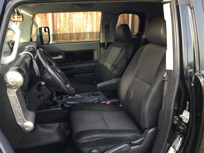 Toyota FJ Cruiser 2007 price $12,900 Cash