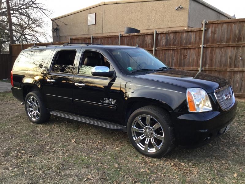 GMC Yukon XL 2014 price $9,500 Cash