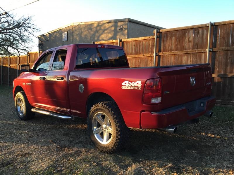Dodge Ram 1500 2010 price $13,900 Cash