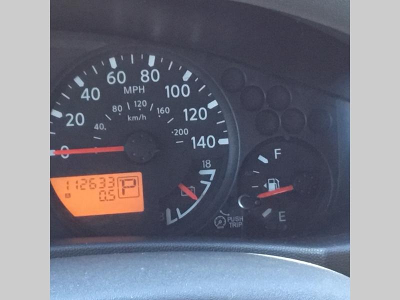 Nissan Frontier 2008 price $5,500 Cash