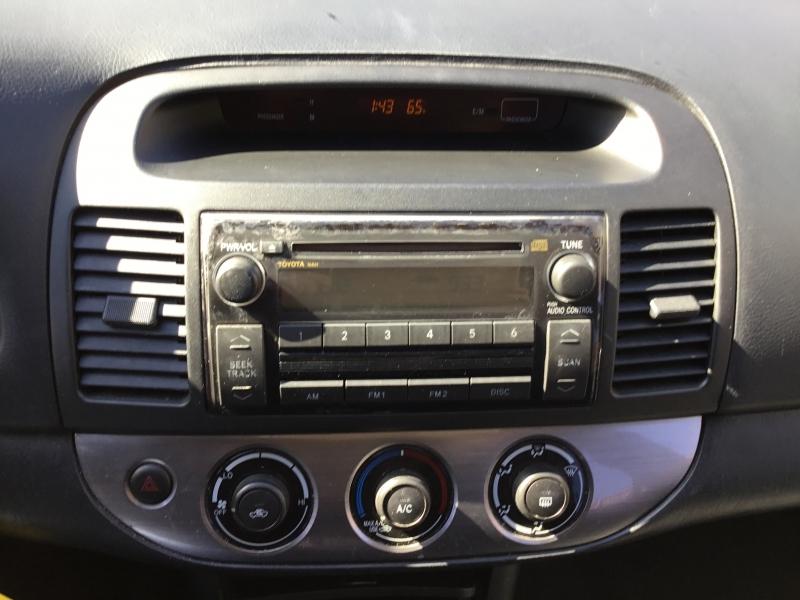 Toyota Camry 2005 price $3,700 Cash
