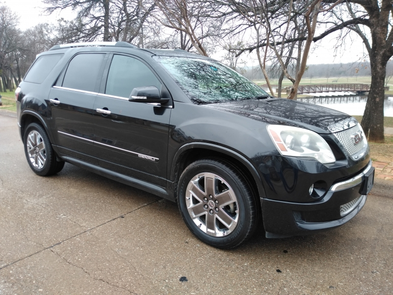 GMC Acadia 2011 price $7,900 Cash
