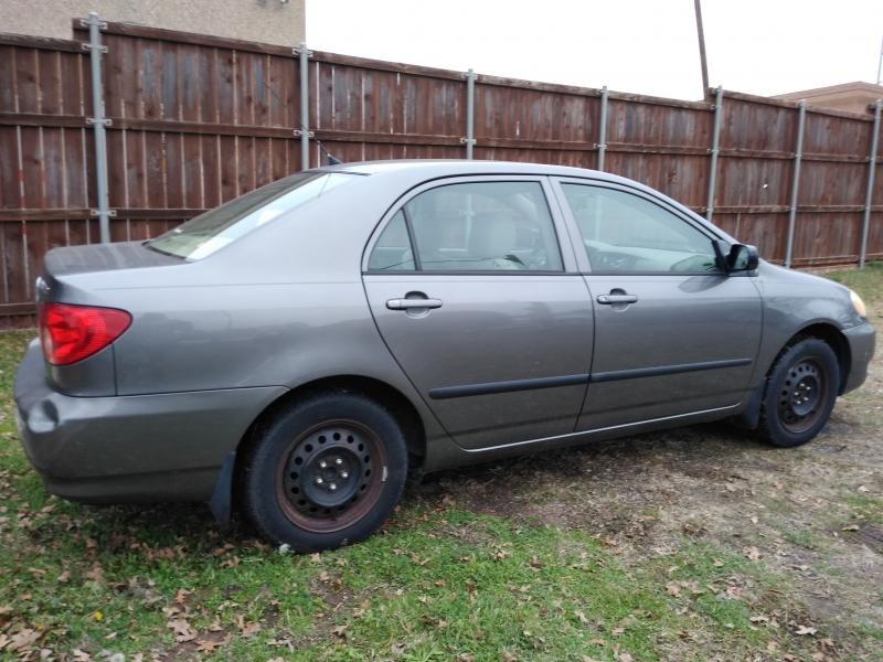 Toyota Corolla 2006 price $4,500 Cash