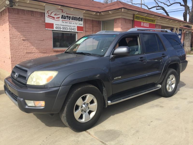 Toyota 4Runner 2004 price $5,600