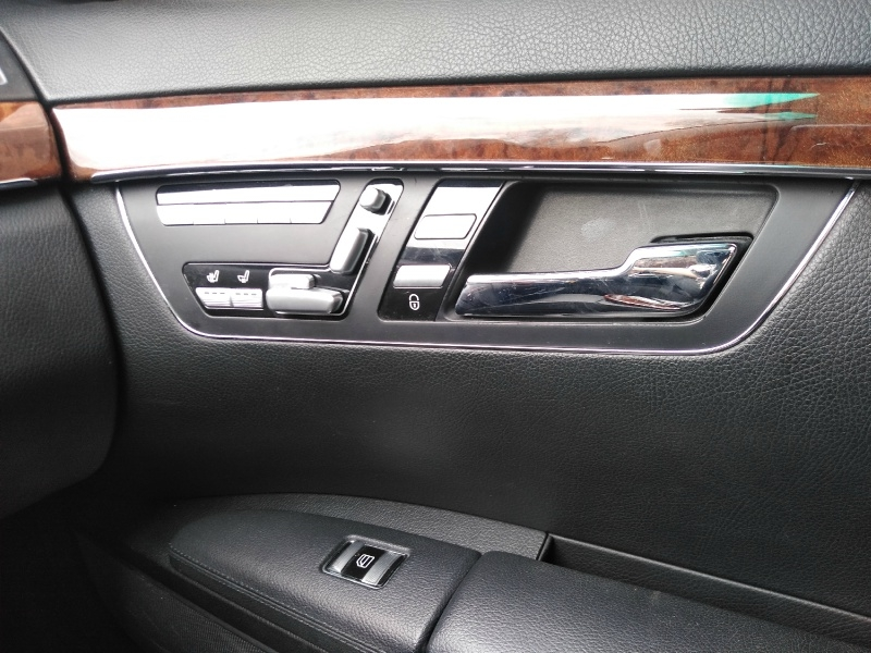 Mercedes-Benz S-Class 2007 price $8,990