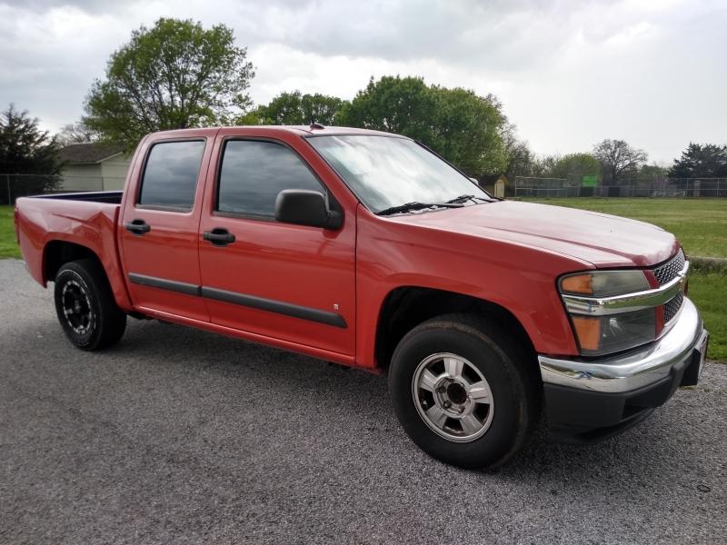 Chevrolet Colorado 2008 price $5,990