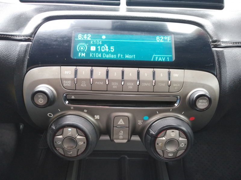 Chevrolet Camaro 2014 price $9,990