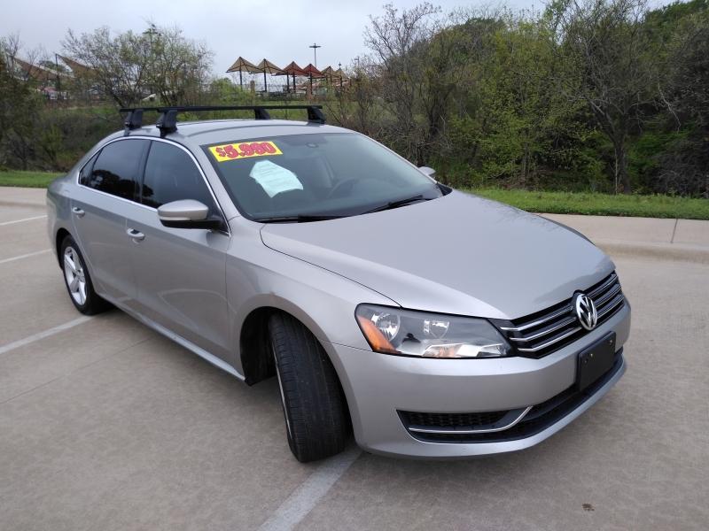 Volkswagen Passat 2014 price $5,990