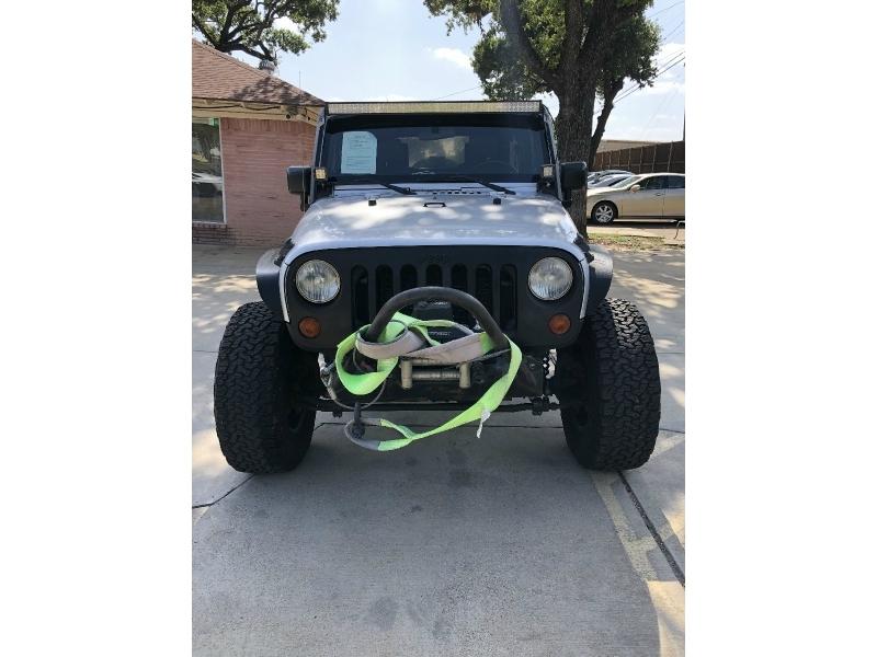 Jeep Wrangler Unlimited 2009 price $17,990