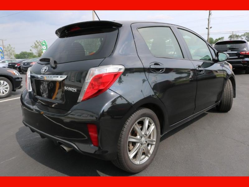 Toyota Yaris 2012 price $7,990