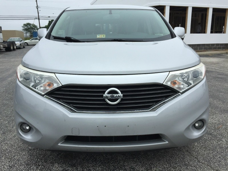 Nissan Quest 2012 price $11,990