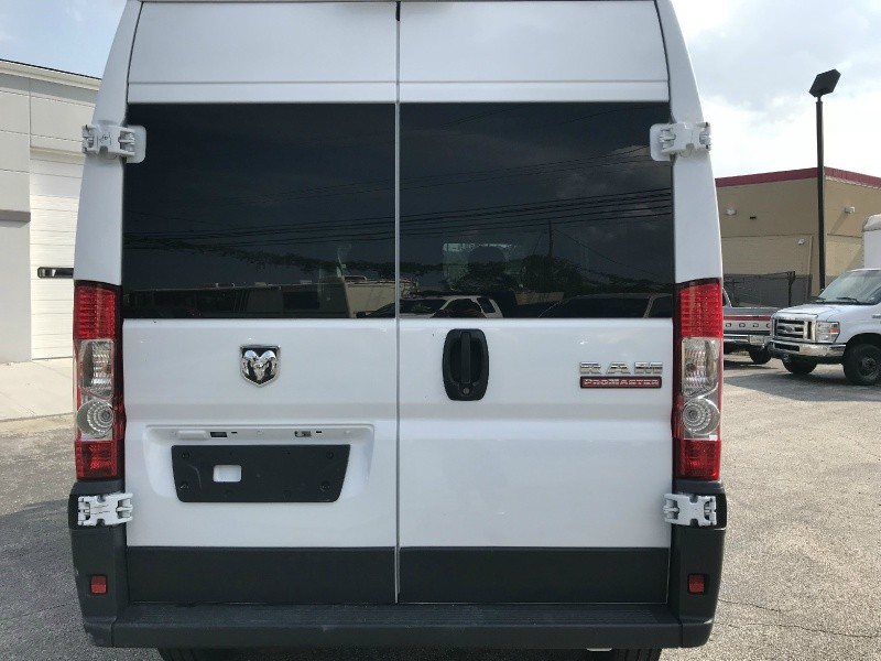 RAM ProMaster Cargo Van 2018 price $27,990