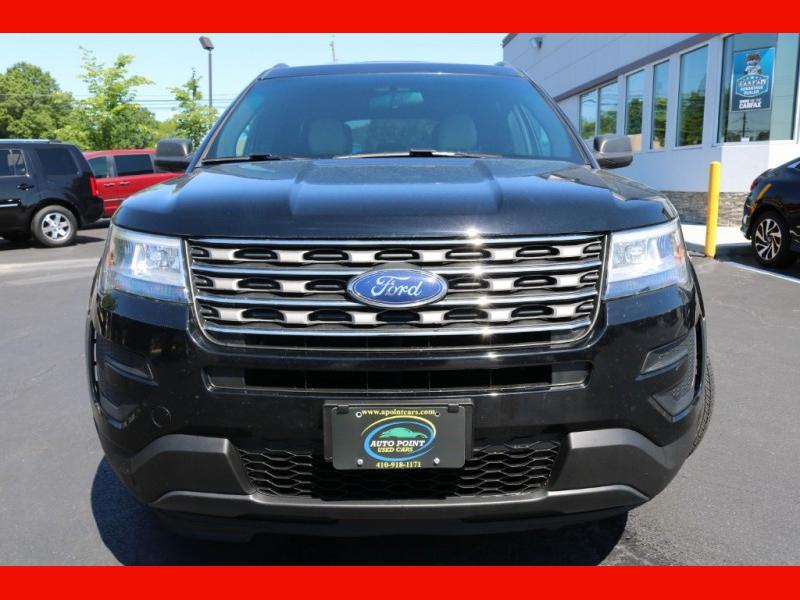 Ford Explorer 2016 price $20,990