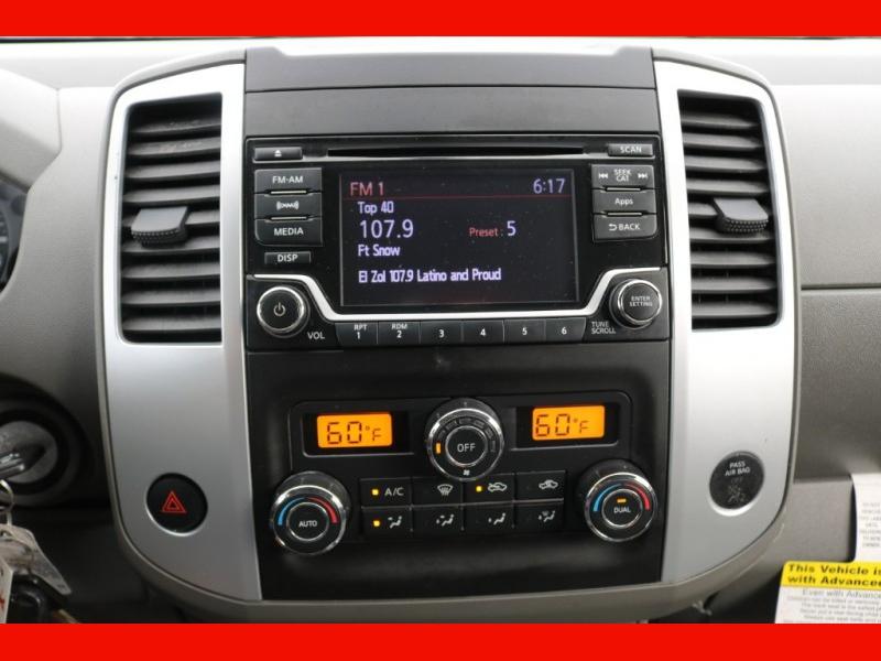 Nissan Frontier 2016 price $19,990