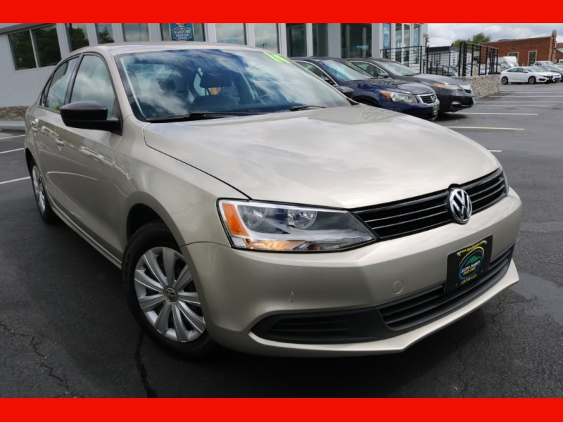 Volkswagen Jetta Sedan 2014 price $8,990