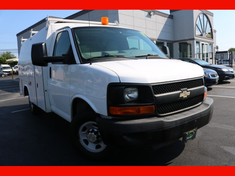 Chevrolet Express Commercial Cutaway 2013 price $19,990