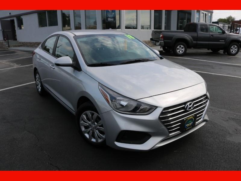 Hyundai Accent 2018 price $13,990