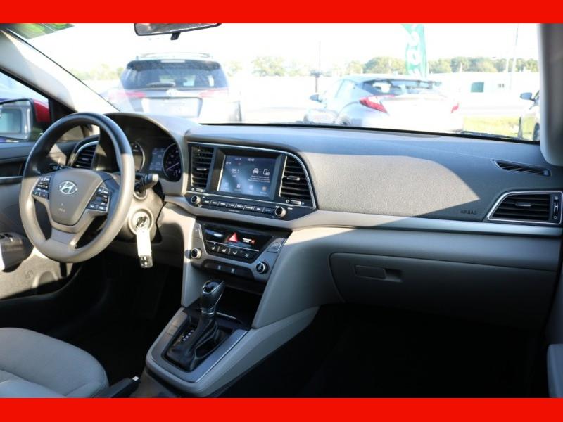 Hyundai Elantra 2017 price $12,990