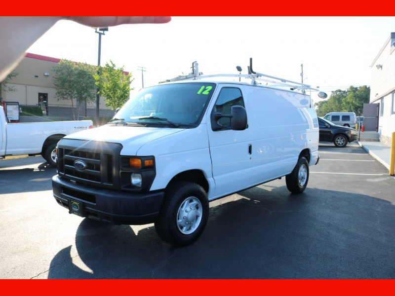 Ford Econoline Cargo Van 2012 price $10,990