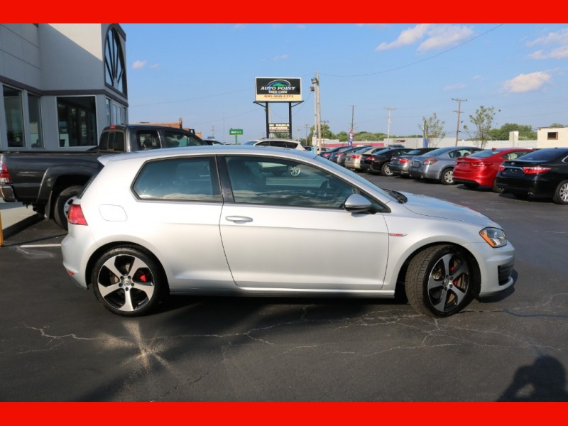 Volkswagen Golf GTI 2015 price $16,990