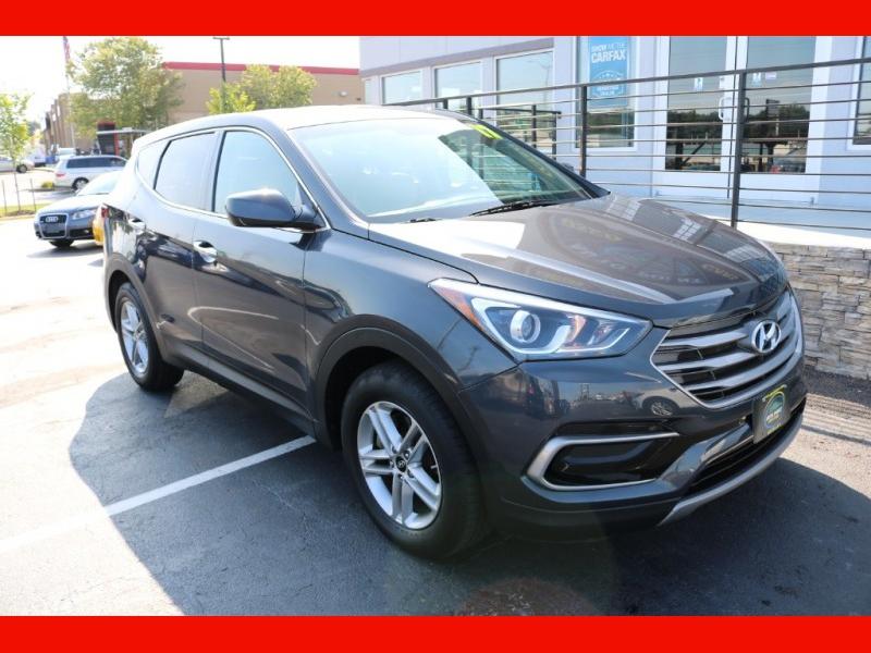 Hyundai Santa Fe Sport 2017 price $20,990
