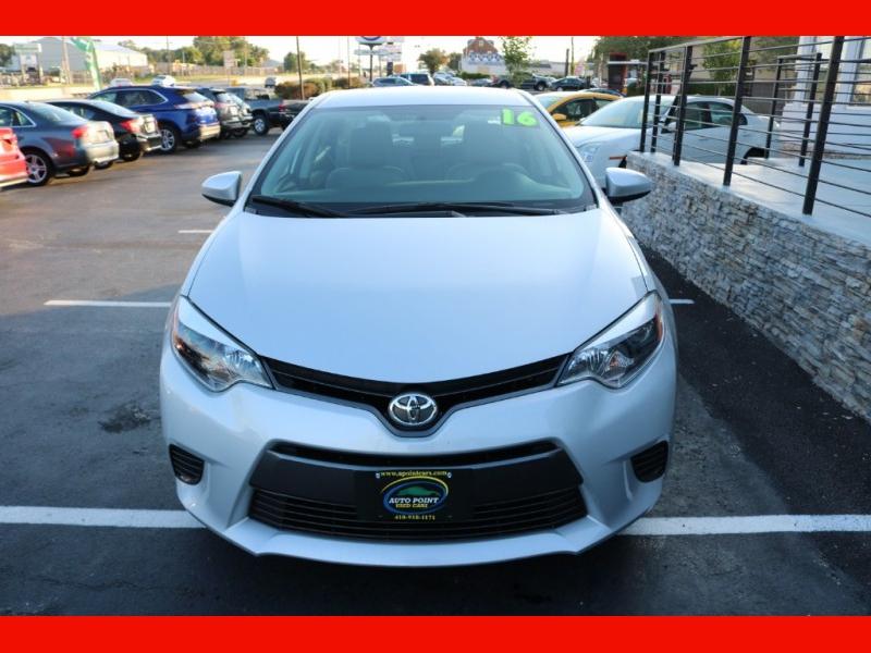 Toyota Corolla 2016 price $16,990