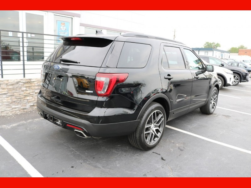Ford Explorer 2016 price $29,990