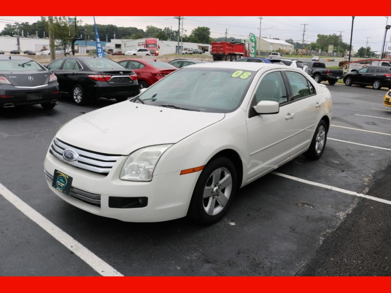Ford Fusion 2008 price $5,990