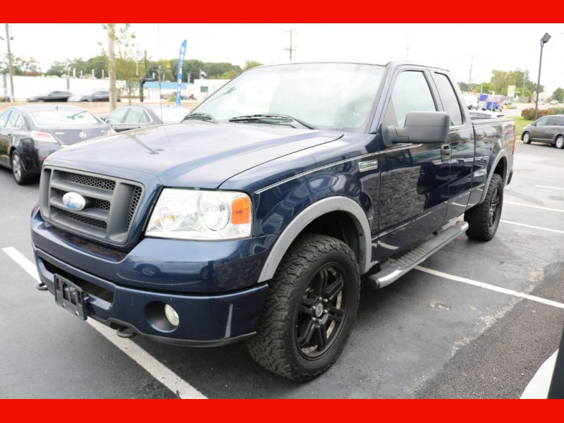 Ford F-150 2006 price $11,990