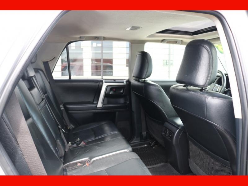 Toyota 4Runner 2013 price $26,990