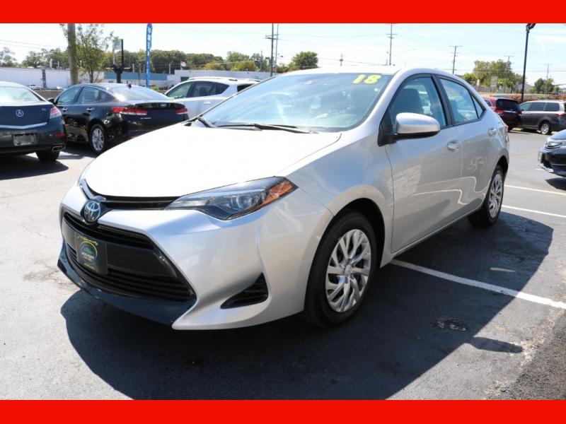 Toyota Corolla 2018 price $19,990