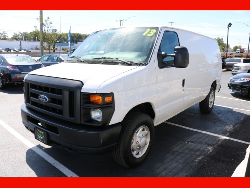 Ford Econoline Cargo Van 2013 price $12,990
