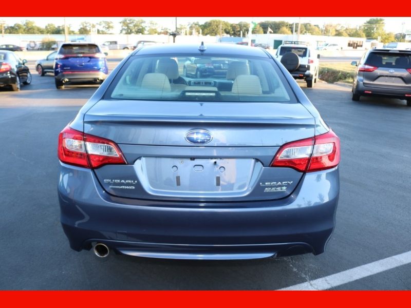 Subaru Legacy 2017 price $18,990