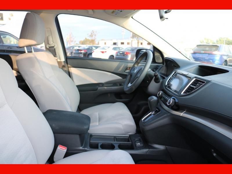 Honda CR-V 2016 price $20,990