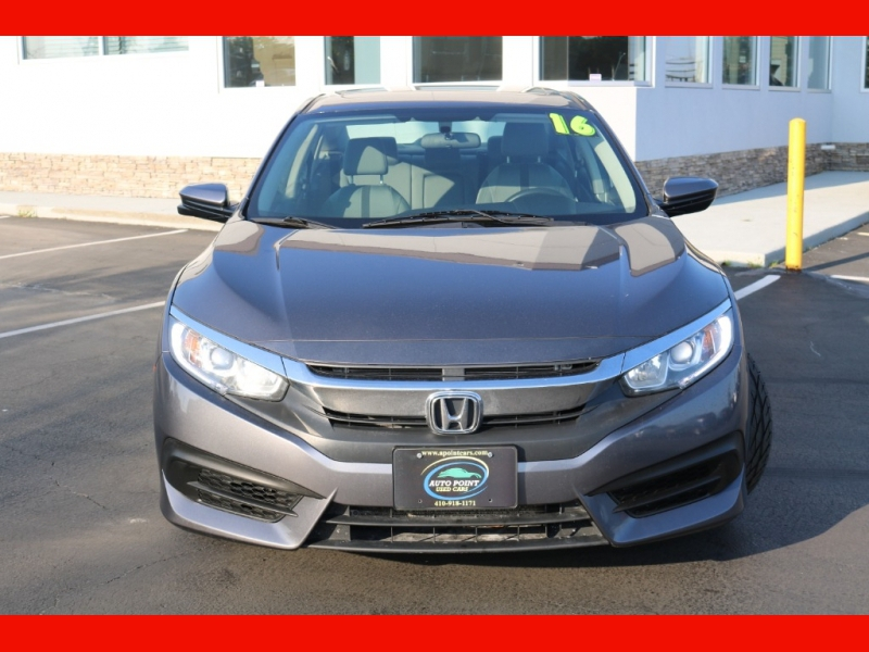 Honda Civic Sedan 2016 price $18,990