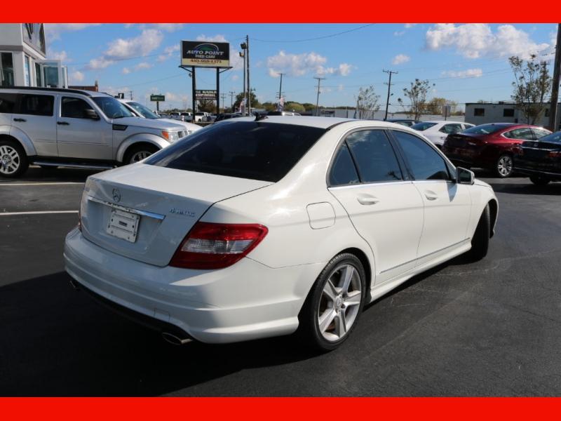 Mercedes-Benz C-Class 2011 price $9,990